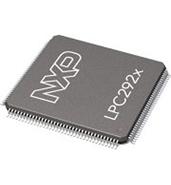 Серия LPC292x от NXP Semiconductors