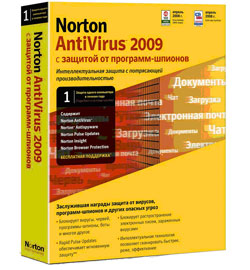 Norton Internet Security 2009 и Norton AntiVirus 2009