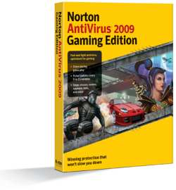 Symantec выпускает Norton AntiVirus 2009 Gaming Edition