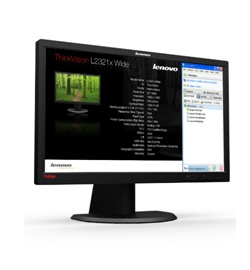 Рабочая станция Lenovo ThinkStation C20/C20x, мониторы Lenovo L2230x Wide, ThinkVision L2321x Wide