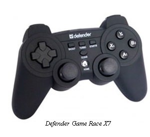 Game Racer X7