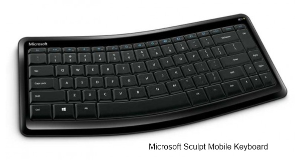 Sculpt Mobile Keyboard