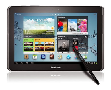 Планшет Samsung GALAXY Note 10.1