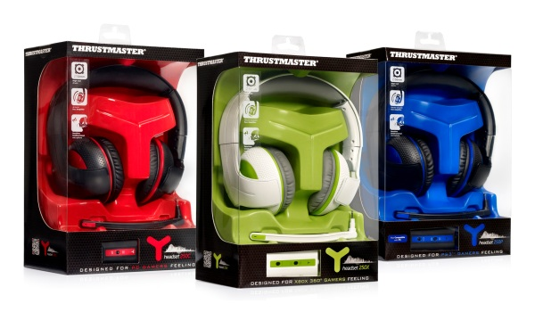 Thrustmaster Y-Gaming Headsets